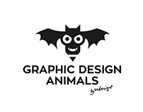 Graphic Design Animals