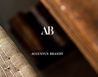 Augustus Brandt Website Redesign 2016