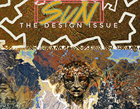 Sun, The Design Issue zine