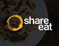 share eat - gastronomy social network