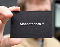 Manasteriotti Logo Collection
