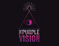 Logo: The Purple Vision