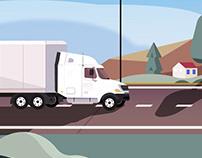 Yard Management & Logistics Explainer Video