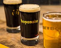 Hopsnobs Branding
