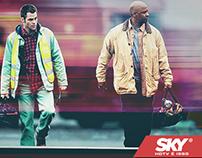 SKY - Artes para a página no Facebook @ComprarSKY