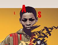 Poster Festival de Cine LAS MIGRACIONES