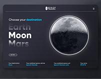 Spacetravel.go Website