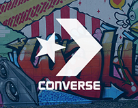 Converse | #Clashwall