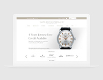 Watches of Switzerland | E-Commerce Magento