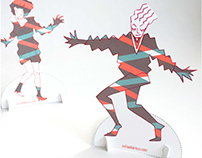 Promotional Paper Dolls
