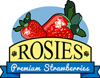 Rosies Premium Strawberries