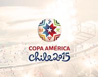 Copa América Canal 13