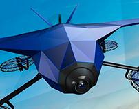 Aiwe. Cargo Drone