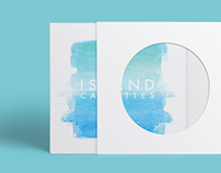 Island Cassettes - Band Branding