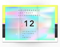 Holographic shapes