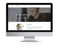 KLODOVIK Web // The rest of the Website