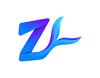 z fishing Logo Design