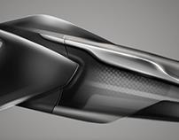 Handheld Vacuum Cleaner Concept