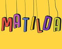 "Thesis: Re-illustrating Roald Dahl's ""Matilda"""