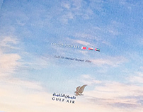 Gulf Air // Annual Report 2004