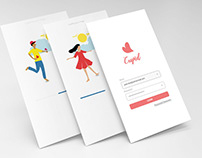 CupidApp - Onboarding Illustration