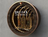 Espejo infinito Pisco Brujas de Salamanca