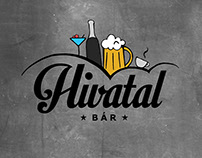 Logo design for bistro bar