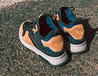 Jeff Rikhotso x Palladium Boots x Herschel Supply