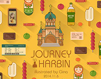 Journey to harbin