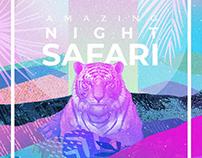MOTION FLYERS for NIGHT SAFARI