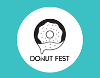 Doughnut Festival - Brand and Digital Marketing