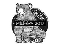 Inktober 2017 - Ilustración