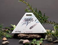 Sirius headlamp - Packaging project