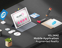 XELJANZ Mobile Application Augmented Reality