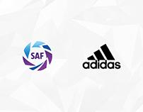 Superliga Argentina x Adidas