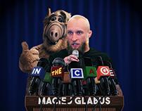 Alf Glabus inthecage