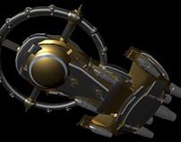 Siege Spaceship