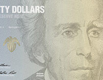 US Currency Re-design