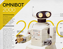 Infographic / Omnibot 2000