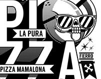PIZZA MAMALONA