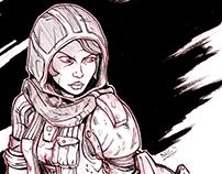 Ink Athena