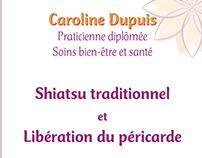 Caroline Dupuis - Praticienne Shiatsu