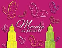 Morelia es para tí