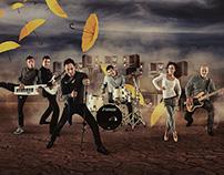 Я|R / PROMO SHOTS / Yellow Umbrella / Music Band