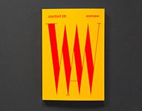 Slanted Magazine #28 – Warsaw