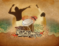 Danza Pacifico - Animated Curtains