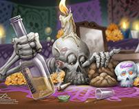 Adios Día de Muertos