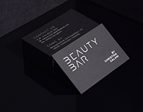 Beauty Bar salon Branding