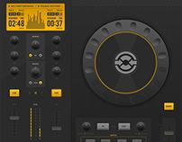 DJ Controller - Traktor S2 - Concept