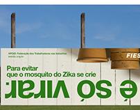 FIESC Campanha Zika